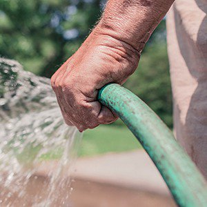 Wartung des Wasserbetts